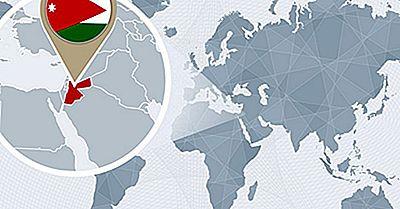 Em Que Continente Está A Jordânia?