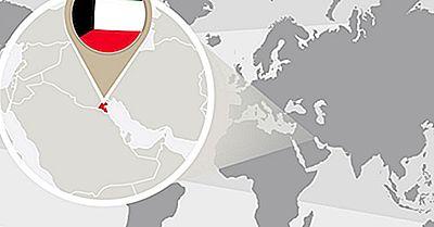 Quel Continent Est Le Koweït?