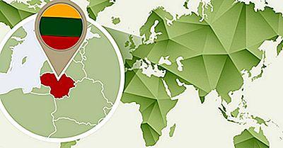 Em Que Continente Está A Lituânia?