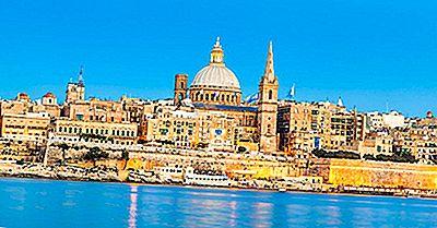 La Ce Continent Se Află Malta?