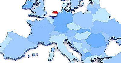 Hvilken Kontinent Er Nederlandene I?
