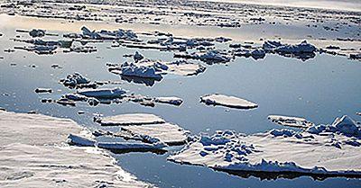 Quale Continente È Il Polo Nord?