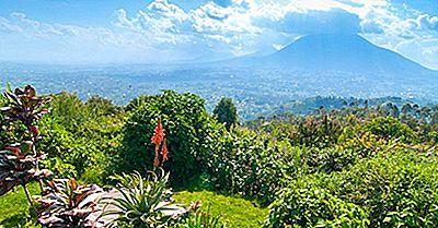 Em Que Continente Está O Ruanda?