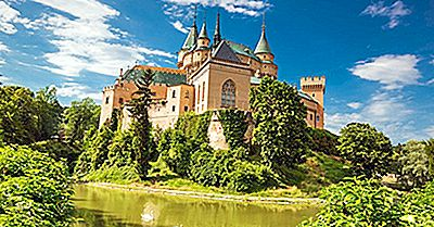 In Welchem Kontinent Ist Die Slowakei?