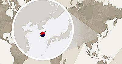 Vilken Kontinent Är Sydkorea?