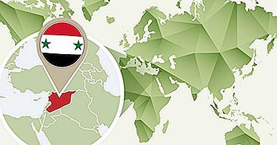 Hvilken Kontinent Er Syria I?