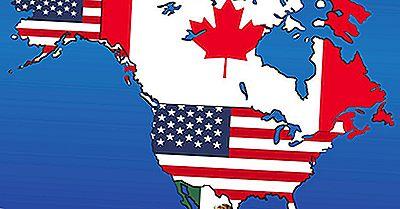 Dans Quel Continent Sont Les États-Unis D'Amérique?