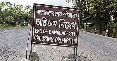 ¿Qué Países Limitan Con Bangladesh?