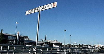 Que Países Fazem Fronteira Com A Suécia?
