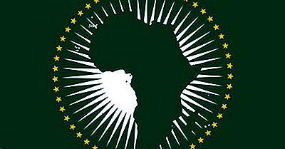 O Que Significam As Cores E Os Símbolos Da Bandeira Da União Africana?