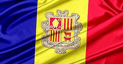 Hvad Betyder Farverne Og Symbolerne På Andorra Flag?