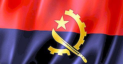 Was Bedeuten Die Farben Und Symbole Der Flagge Von Angola?