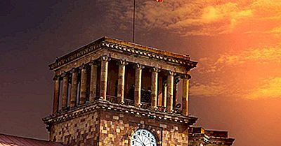 Che Cosa Significano I Colori E I Simboli Della Bandiera Dell'Armenia?