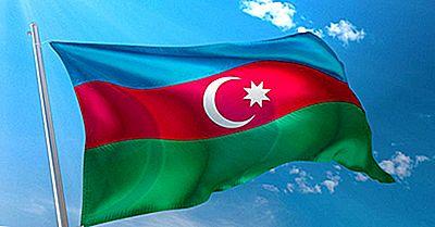 ¿Qué Significan Los Colores Y Símbolos De La Bandera De Azerbaiyán?