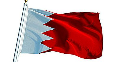 ¿Qué Significan Los Colores Y Símbolos De La Bandera De Bahrein?