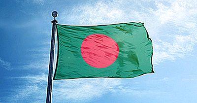 Was Bedeuten Die Farben Und Symbole Der Flagge Von Bangladesch?