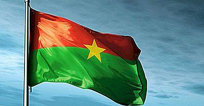Was Bedeuten Die Farben Und Symbole Der Flagge Von Burkina Faso?