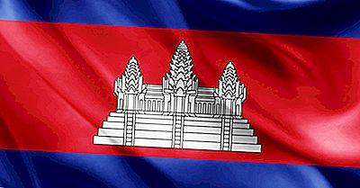 O Que As Cores E Os Símbolos Da Bandeira Do Camboja Significam?