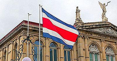 Cosa Significano I Colori E I Simboli Della Bandiera Della Costa Rica?