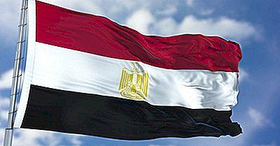 Que Signifient Les Couleurs Et Les Symboles Du Drapeau Égyptien?