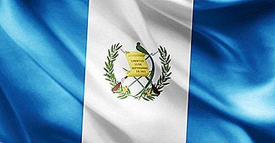 Ce Înseamnă Culorile Și Simbolurile De Pe Pavilionul Guatemalei?