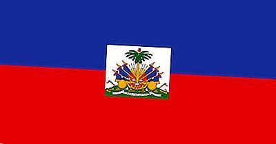 Que Signifient Les Couleurs Et Les Symboles Du Drapeau Haïtien?