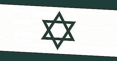 Cosa Significano I Colori E I Simboli Della Bandiera Di Israele?
