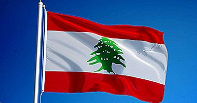 Que Signifient Les Couleurs Et Les Symboles Du Drapeau Du Liban?