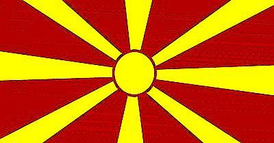 Was Bedeuten Die Farben Und Symbole Der Flagge Von Mazedonien?