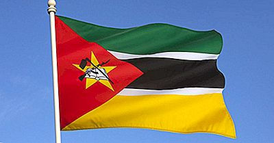 Was Bedeuten Die Farben Und Symbole Der Flagge Von Mosambik?