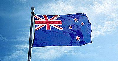 Cosa Significano I Colori E I Simboli Della Bandiera Della Nuova Zelanda?