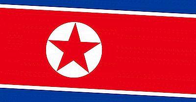 Cosa Significano I Colori E I Simboli Della Bandiera Della Corea Del Nord?