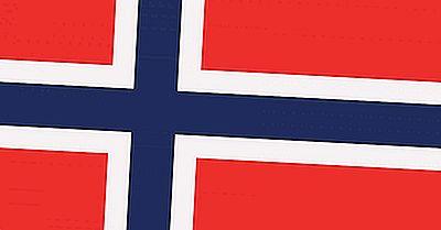 Cosa Significano I Colori E I Simboli Della Bandiera Della Norvegia