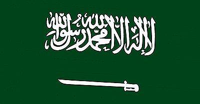 Cosa Significano I Colori E I Simboli Della Bandiera Dell'Arabia Saudita?