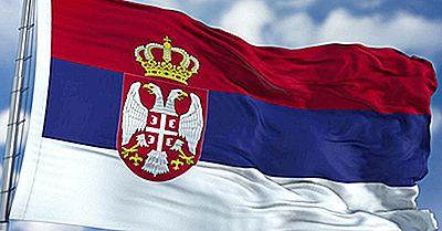 Ce Înseamnă Culorile Și Simbolurile Drapelului Serbiei?