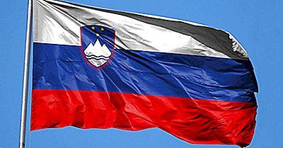 Hva Betyr Farger Og Symboler Av Flagget Av Slovenia?