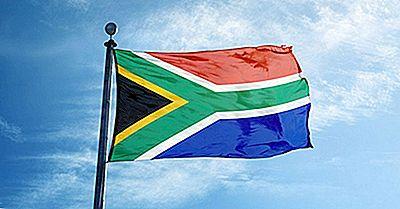 Que Signifient Les Couleurs Et Les Symboles Du Drapeau De L'Afrique Du Sud?