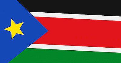 Vad Betyder Färgerna Och Symbolerna På Flaggan I Södra Sudan?