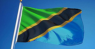 Vad Betyder Färgerna Och Symbolerna På Flaggan Av Tanzania?