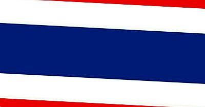 ¿Qué Significan Los Colores Y Símbolos De La Bandera De Tailandia?
