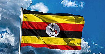 Was Bedeuten Die Farben Und Symbole Der Flagge Von Uganda?