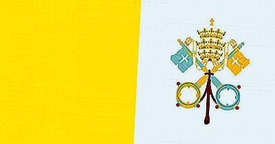¿Qué Significan Los Colores Y Símbolos De La Bandera De Ciudad Del Vaticano?