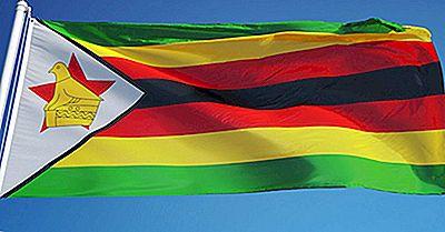O Que Significam As Cores E Os Símbolos Da Bandeira Do Zimbábue?