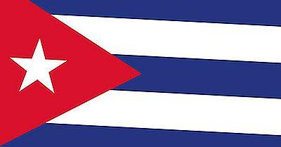 Como É A Bandeira Cubana?
