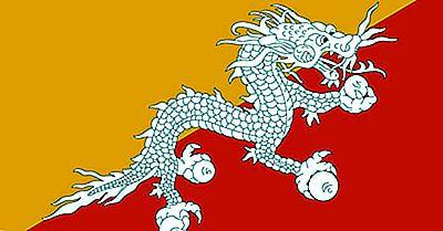 Vad Ser Flaggan Av Bhutan Ut?