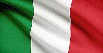 Hur Ser Den Italienska Flaggan Ut?