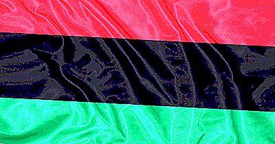 Che Aspetto Ha La Bandiera Pan-Africana?