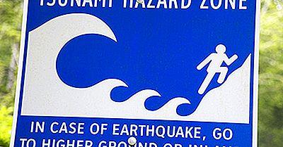 Was Ist Ein Erdbeben Tsunami?