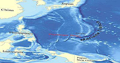 Was Ist Ein Ozeangraben Und Welche Sind Die Tiefsten Meeresgräben Der Welt?
