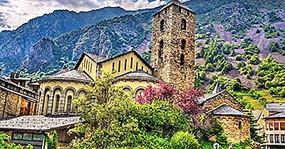 Vad Är Huvudstaden I Andorra?